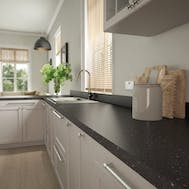 Getacore (solid surface) Miracle Stone Worktop Upstand