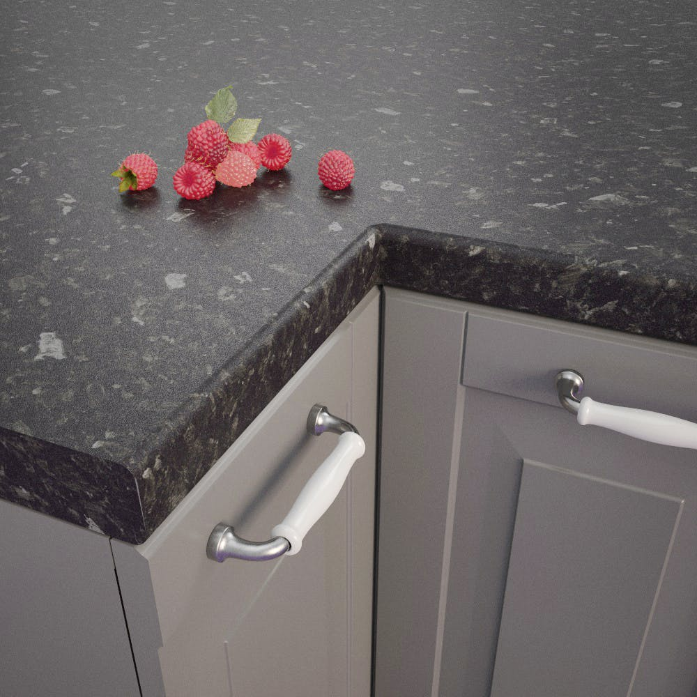 Moon Star (BT 144 C) Bullnosed Worktop (4100mm x 600mm x 39mm)