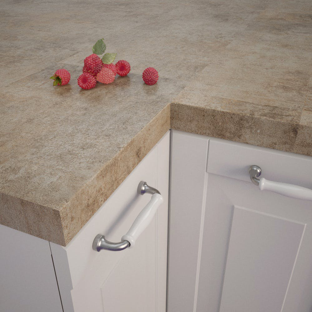 Getalit Campino Concrete (H 437 Ce) Square Edged Worktop (4100mm x 650mm x 39mm)