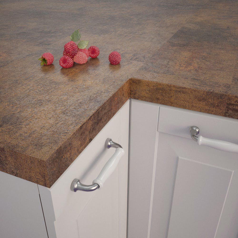Getalit Campino Patina (H 317 Ce) Square Edged Worktop (4100mm x 650mm x 39mm)