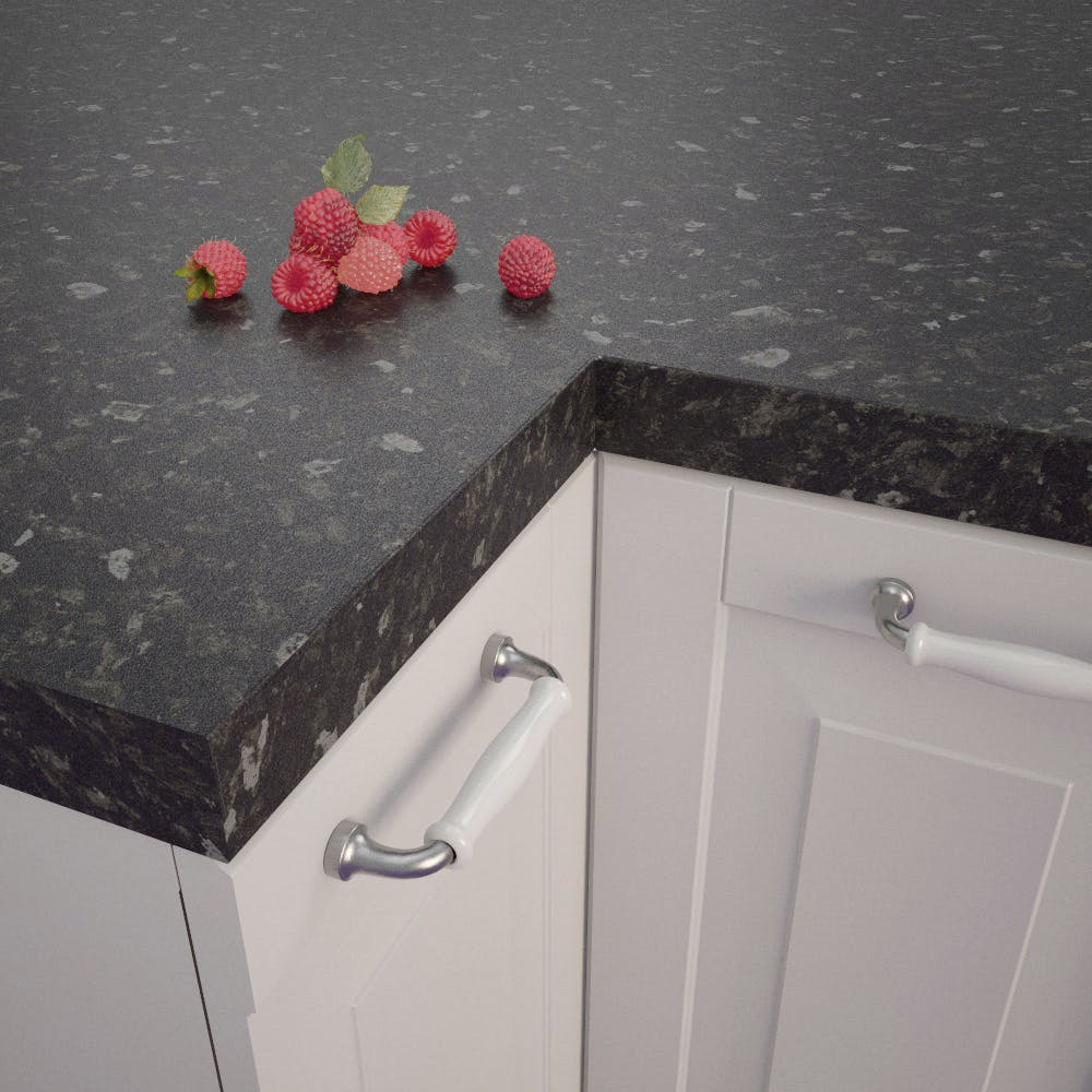Moon Star (BT 144 C) Square Edged Worktop (4100mm x 650mm x 39mm)