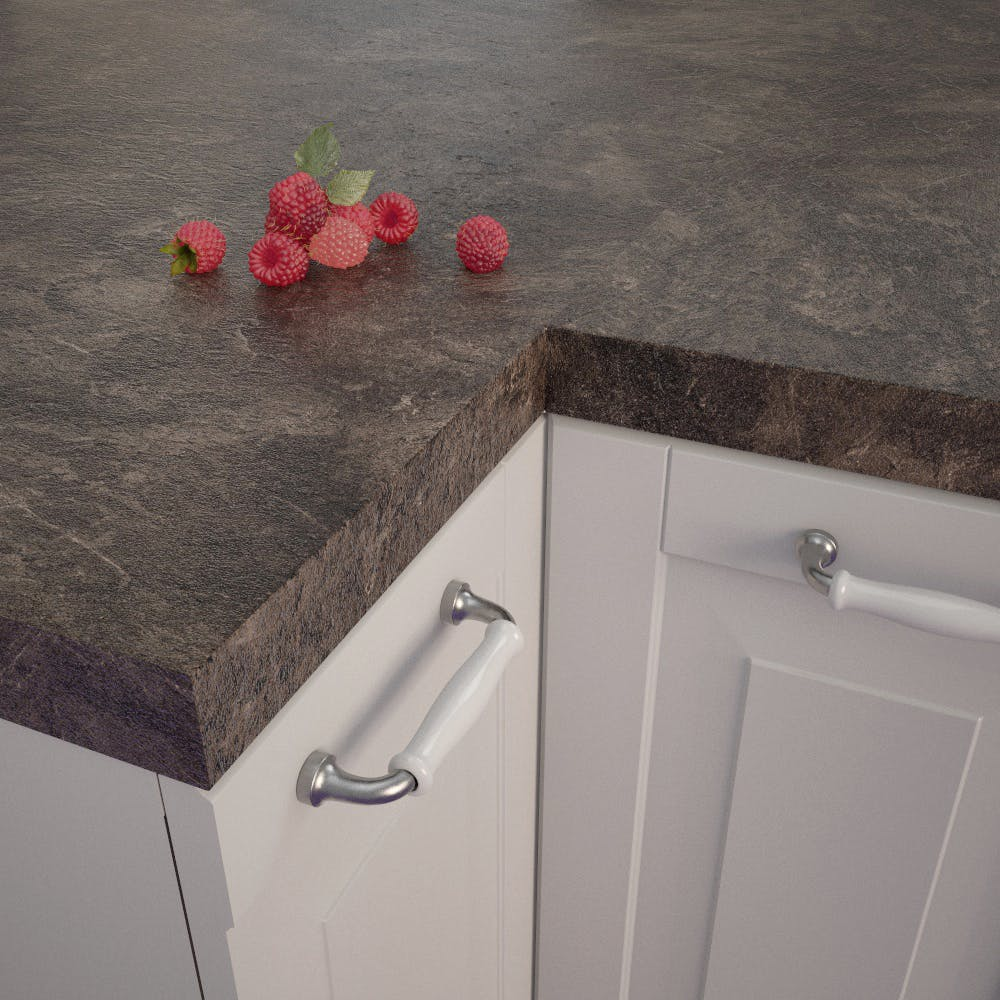 Pindos Slate (BT 750 SC) Square Edged Worktop (4100mm x 650mm x 39mm)