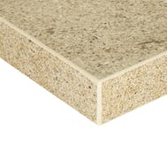Sahara Sand Square Edge Worktop (25mm)