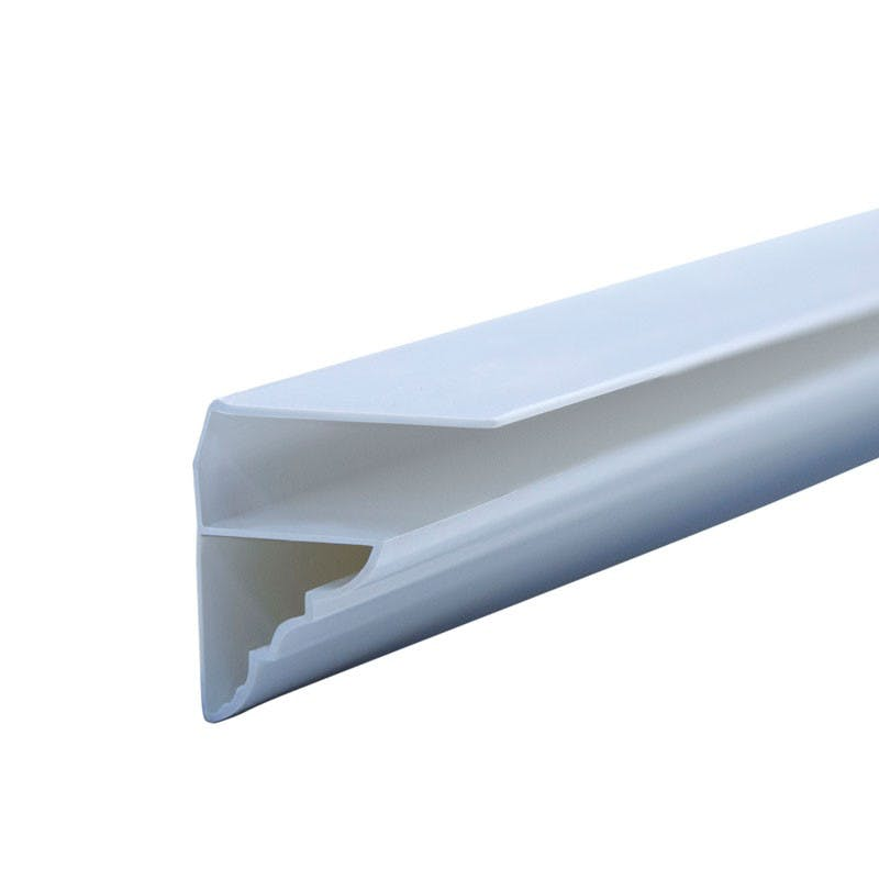 Ceiling Panel Cornice Trims- White PVC