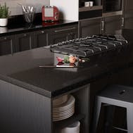 New Noir Sparkle Breakfast Bar (3000mm x 900mm x 38mm)