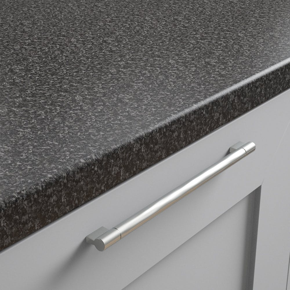 Black Charcoal Worktop (3600mm x 600mm x38mm)