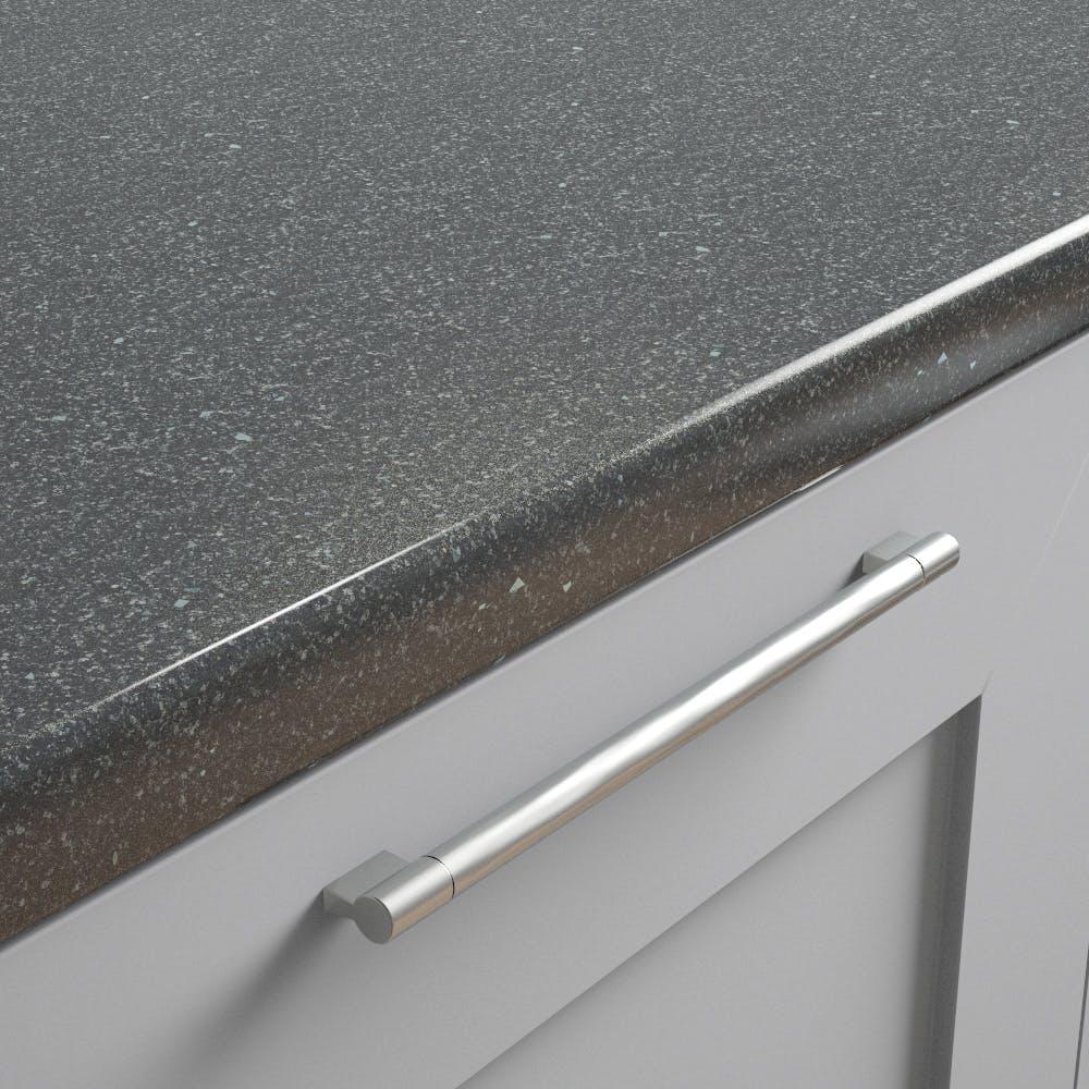 Graphite Sparkle Worktop (3600mm x 600mm x38mm)