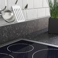 New Black Granite Matt Upstand (3000mm x 100mm x 20mm)