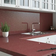 New Rouge Sparkle Splashback (3000mm x 1200mm x 11mm)