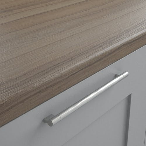 Coco Bolo Woodgrain Textured Worktop (3600mm x 600mm x 38mm)