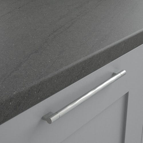 Ipanema Grey Matt Worktop (3600mm x 600m x 38mm)