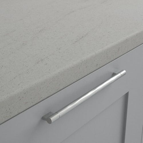Ipanema White Matt Worktop (3600mm x 600mm x 38mm)