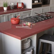 New Rouge Sparkle Breakfast Bar (3000mm x 900mm x 38mm)