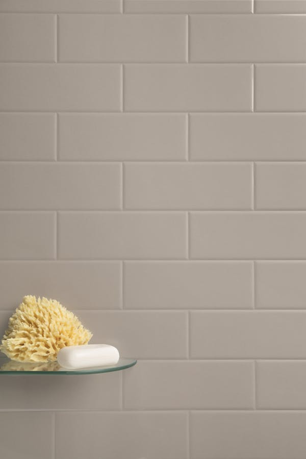 Latte Brick Wall Tile Panel (2420mm x 1220mm x 3mm)