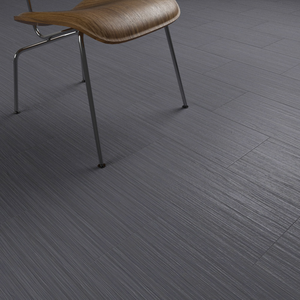 Clixeal Linear Grey Tile Effect Click Vinyl Flooring Square - How many floor tiles come in a box